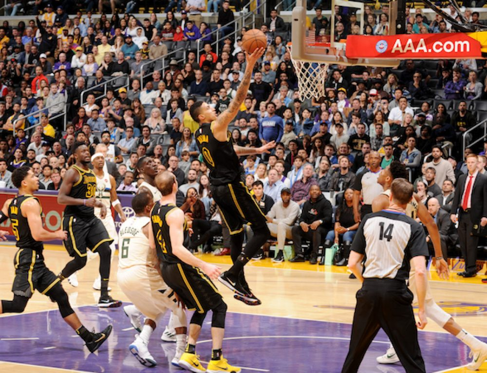 Lakers Lose to Bucks in OT