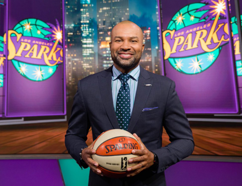 Derek Named Head Coach of LA Sparks